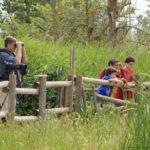 Birdwatching als Aiguamolls de l'Empordà
